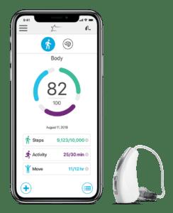 Audífonos inteligentes