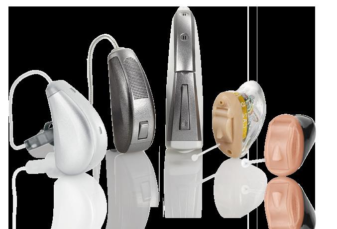 Audífonos medicados